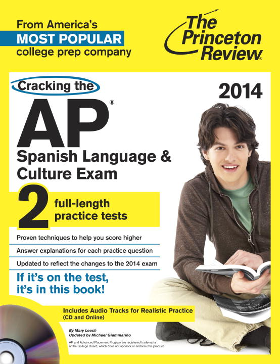CRACK AP SPANISH CD 2014