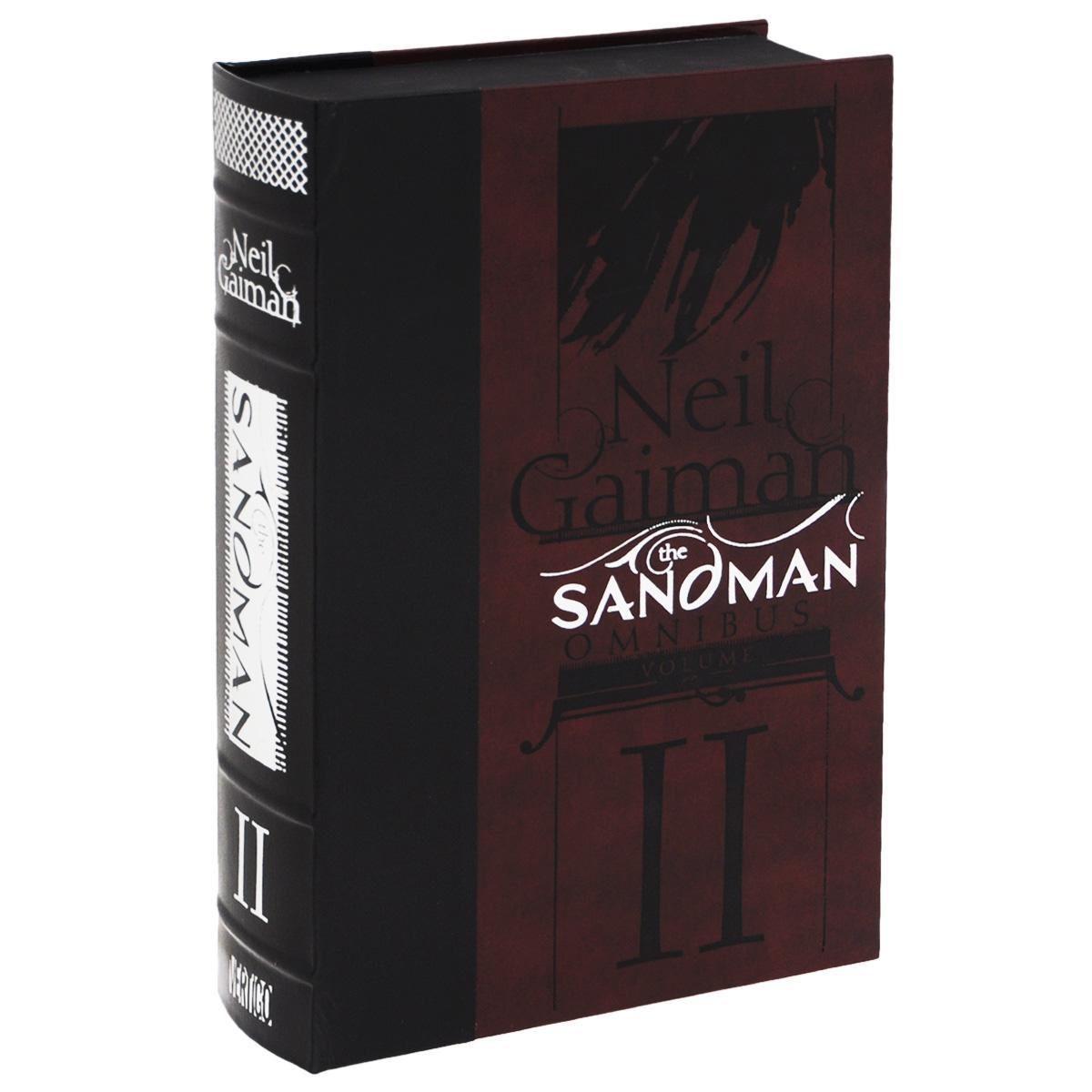 The Sandman Omnibus: Volume 2 the sandman 4