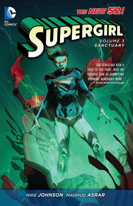 Supergirl: Volume 3: Sanctuary evgeniy gorbachev returning to earth research