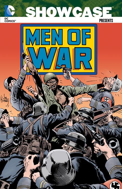 SHOWCASE PRESENTS: MEN OF WAR showcase presents superman volume 4