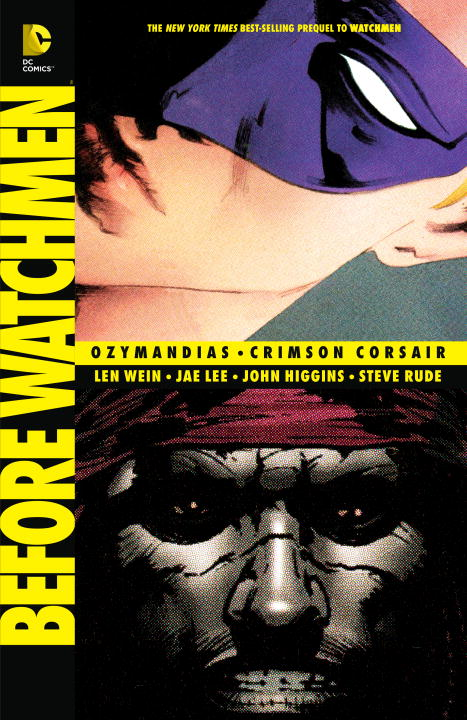 Before Watchmen: Ozymandias: Crimson Corsair