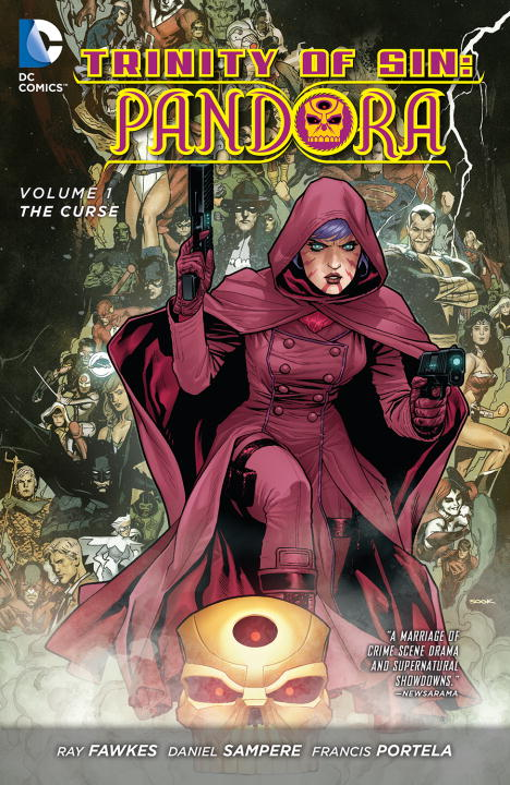Trinity of sin: Pandora: Volume 1: The Curse she hulk volume 1 law and disorder