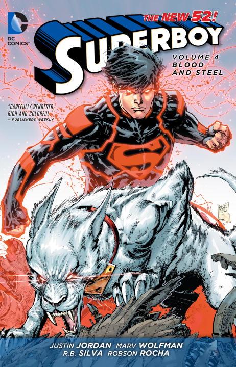 Superboy: Volume 4: Blood and Steel psycho pass inspector shinya kogami volume 1
