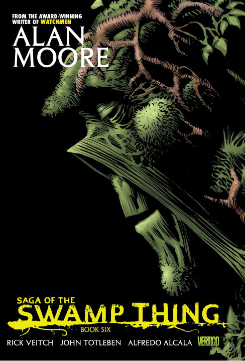 Saga of the Swamp Thing: Book 6 home of the gentry