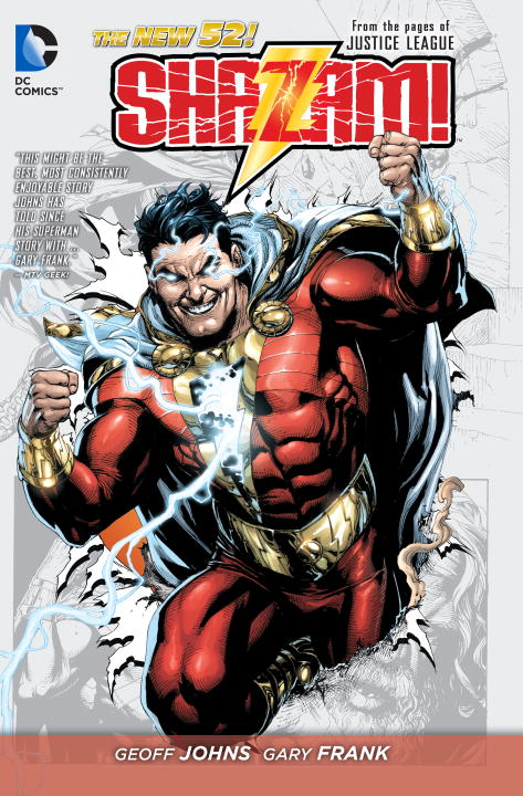 SHAZAM! VOL. 1 johns geoff aquaman vol 02 others
