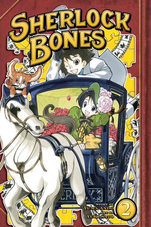 SHERLOCK BONES 2 sherlock bones 2