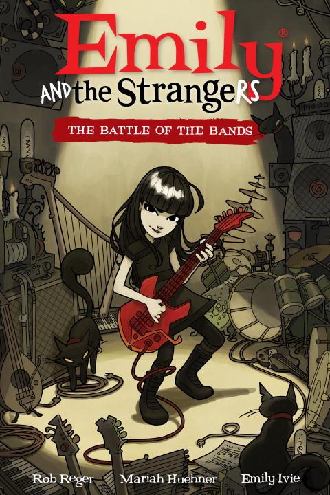 EMILY AND THE STRANGERS crossing the blvd – strangers neighbors
