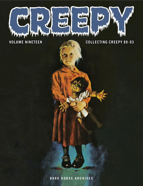CREEPY ARCHIVES VOL. 19 creepy archives volume 25