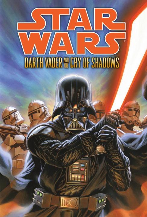 SW: DARTH VADER CRY OF SHADOWS светильник декоративный 3dlightfx sw darth vader saber 3d