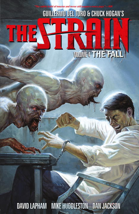 STRAIN: THE FALL VOL. 4, THE fall of the hulks vol 2