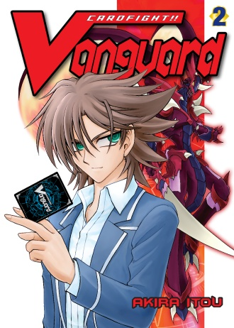 CARDFIGHT!! VANGUARD, VOL 2