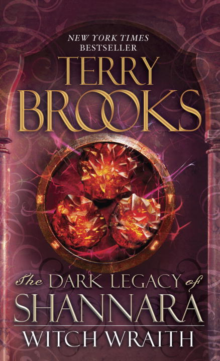 The Dark Legacy of Shannara: Witch Wraith riggs r library of souls