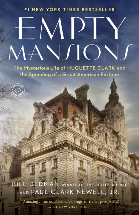 EMPTY MANSIONS colm toibin the empty family
