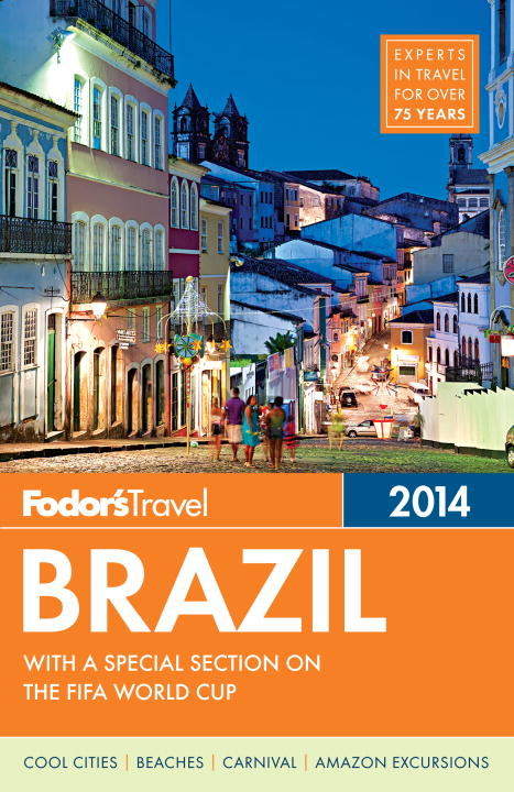 FODOR BRAZIL 2014 fodor s canada
