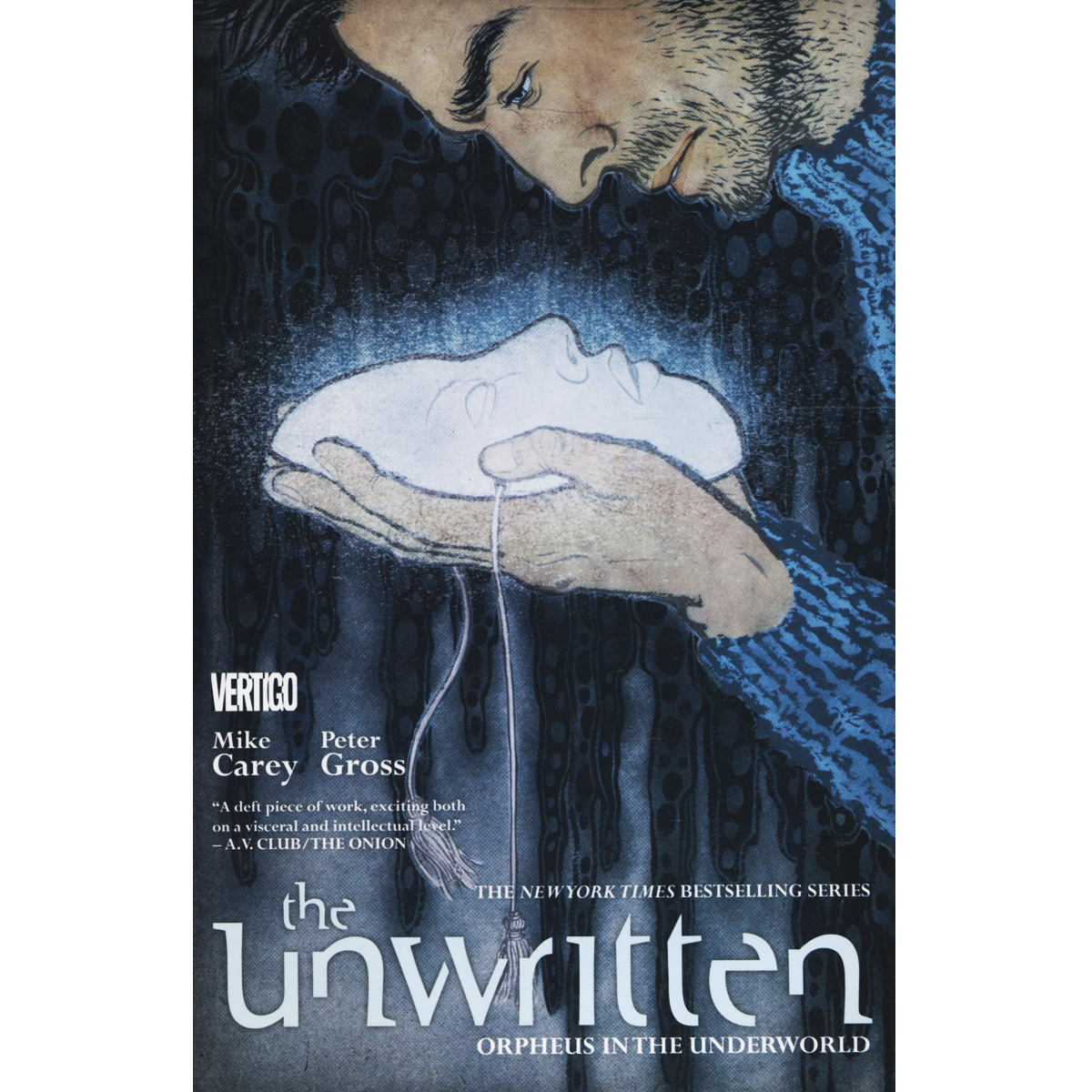 The Unwritten: vol. 8: Orpheus in the Underworld