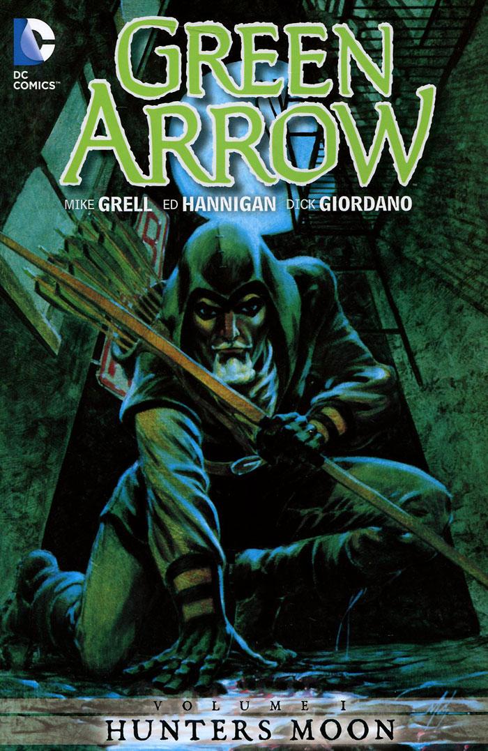 Green Arrow: Volume 1: Hunter's Moon vigil of spies a