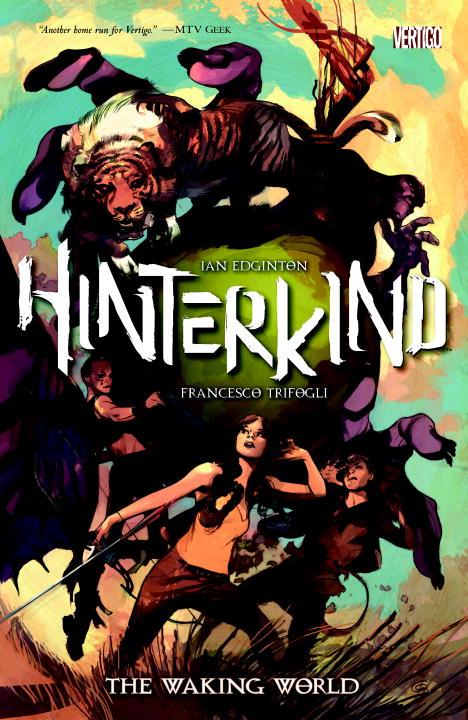 HINTERKIND VOL. 1 crusade vol 3 the master of machines