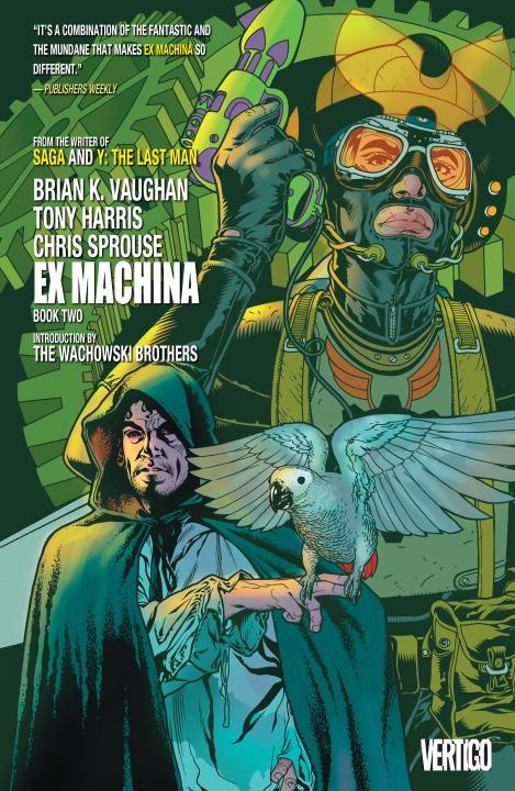 Ex Machina: Book 2 ex machina book 2