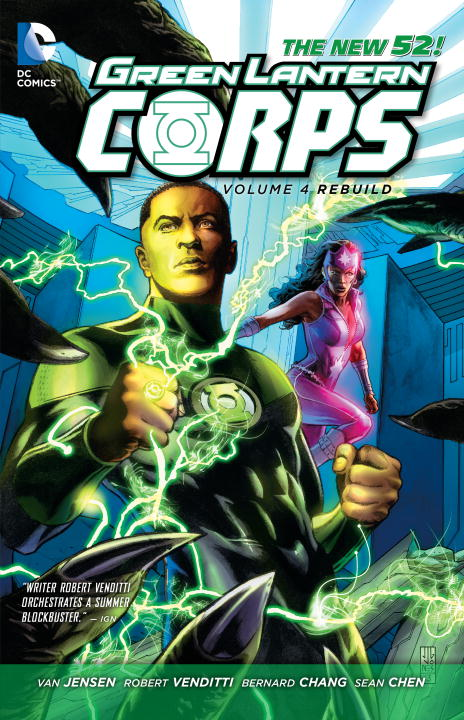 GREEN LANTERN CORPS VOL. 4 green lantern vol 3 the end the new 52
