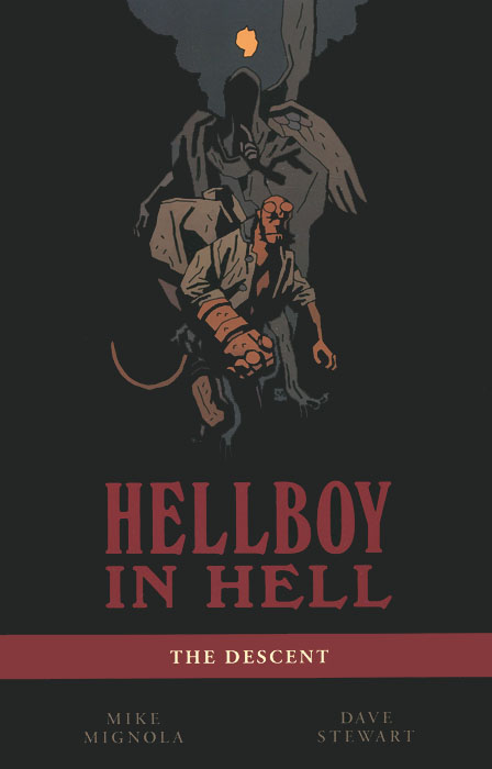 Hellboy in Hell: Volume 1: The Descent hellboy the first 20 years