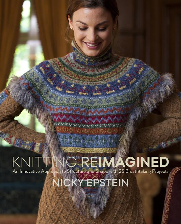 Knitting Reimagined nicky upstairs and down