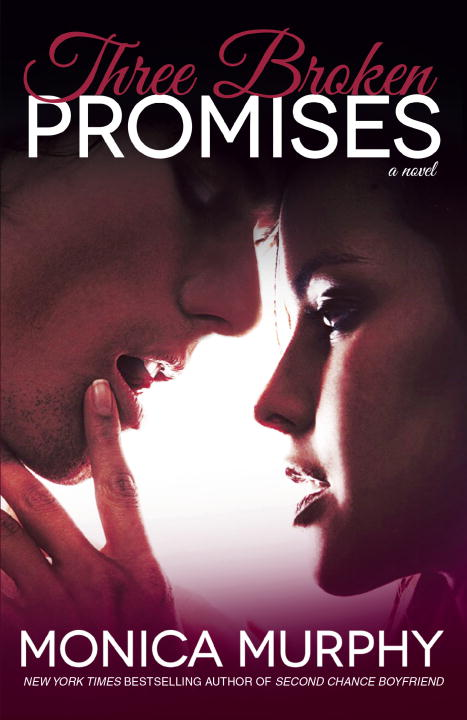 THREE BROKEN PROMISES what she left