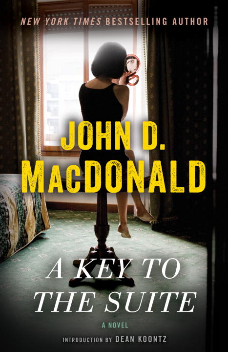 KEY TO THE SUITE, A kellerman jonathan murderer s daughter the