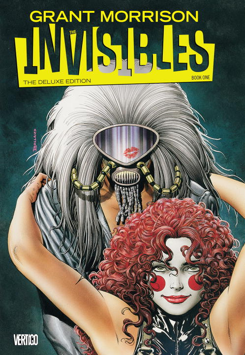 The Invisibles: Book 1 grant morrison the invisibles