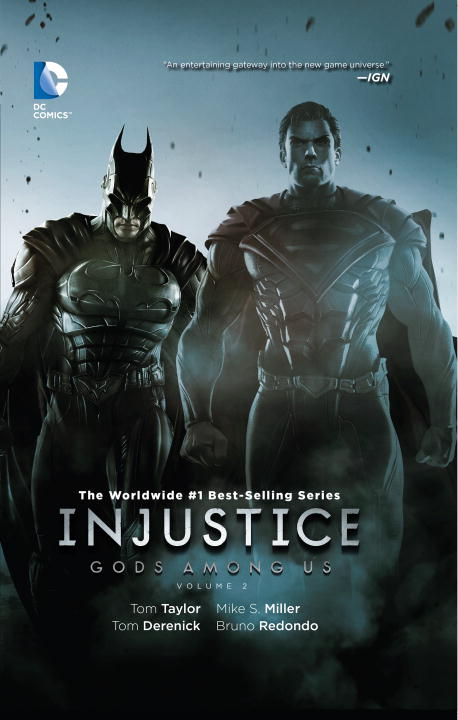Injustice: Gods Among Us: Volume 2 the rest of us just live here