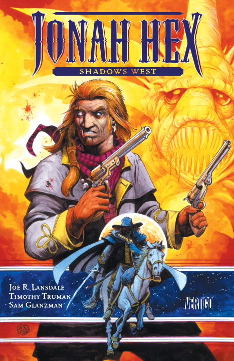 JONAH HEX: SHADOWS WEST shadows on the mountain