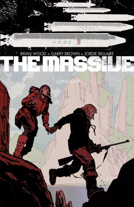 MASSIVE VOL. 3, THE michael burns digital sci fi art