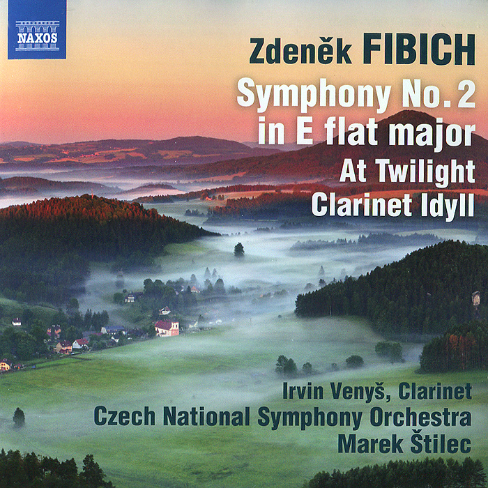 Fibich. Orchestral Works. Symphony No. 2