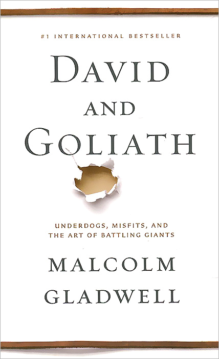 David and Goliath: Underdogs, Misfits, and the Art of Battling Giants the art of battlefield 1