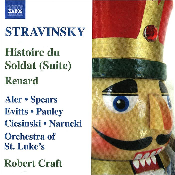Stravinsky. Histoire Du Soldat. Renard