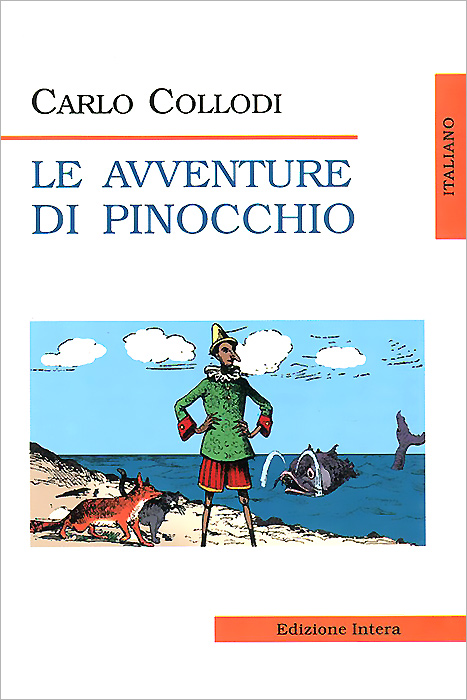 Carlo Collodi Le avventure di Pinocchio коллоди к приключения пиноккио the adventures of pinocchio