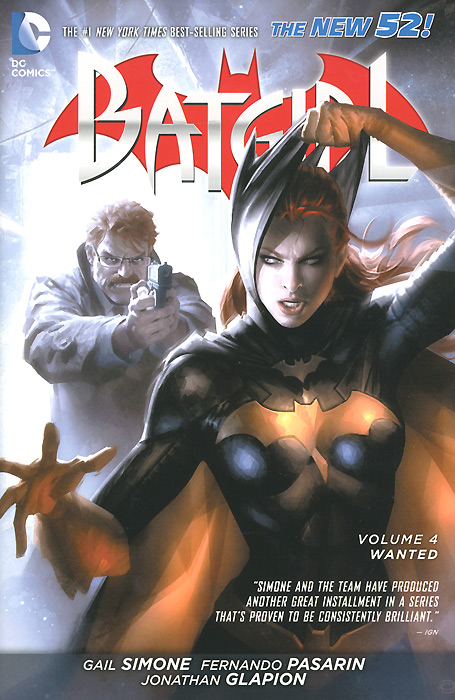 Batgirl: Volume 4: Wanted batman 66 volume 4