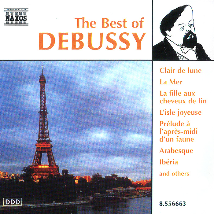 Хакон Аустбо,Клара Корменди,Peter Nagy,Кит Кларк,BBC Symphony Orchestra,Slovak Radio Symphony Orchestra, Bratislava The Best Of Debussy