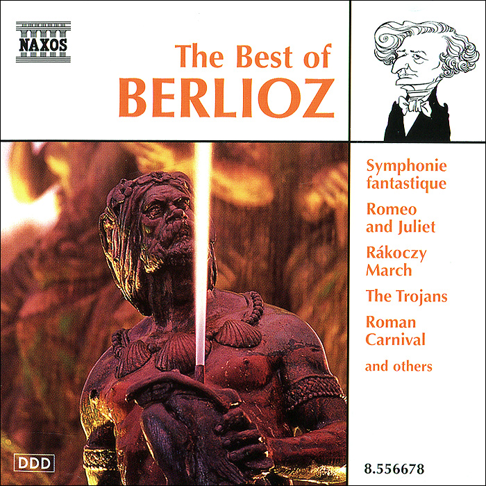 San Diego Symphony Orchestra,Йоав Тальми The Best Of Berlioz protecting the rights of traditionally intellectual