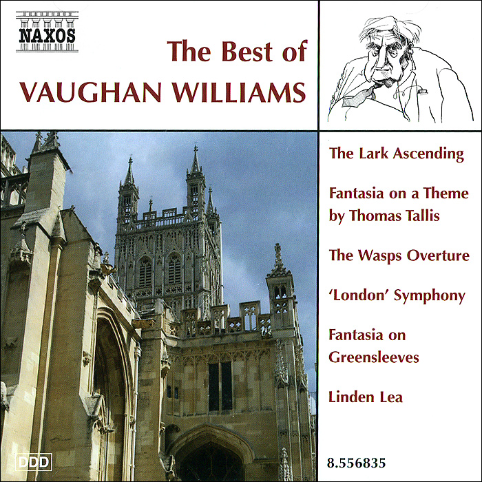 The Best Of Vaughan Williams