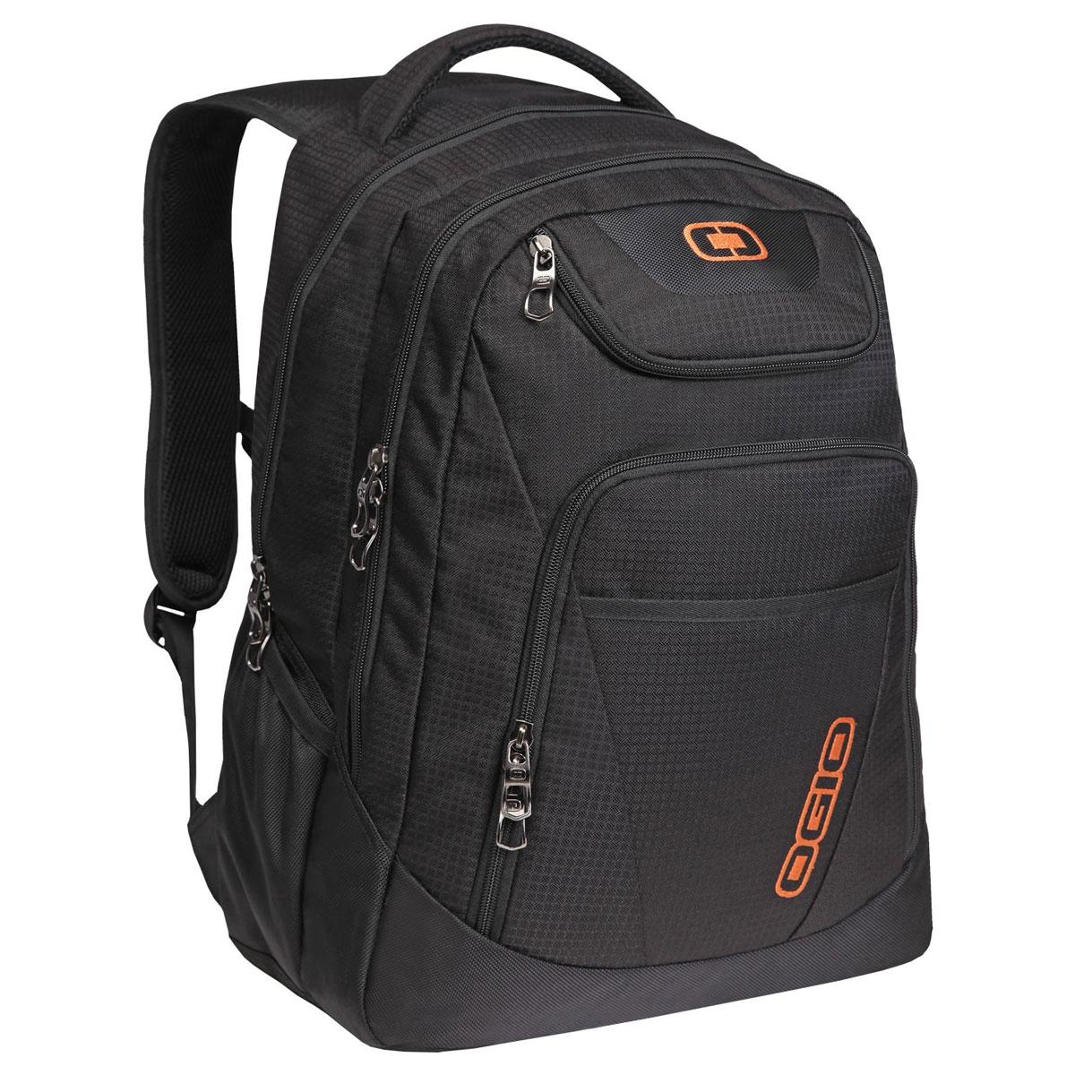 Рюкзак городской OGIO Tribune 17, цвет: черный. 111078.03 рюкзак городской ogio active c7 sport pack a s цвет черный салатовый 031652226821