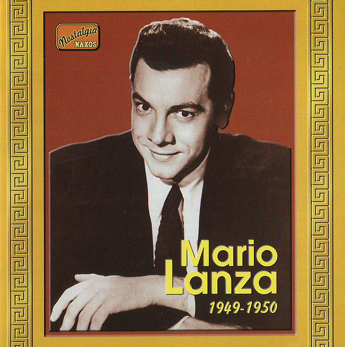 Марио Ланца Nostalgia. Mario Lanza human rights brought home