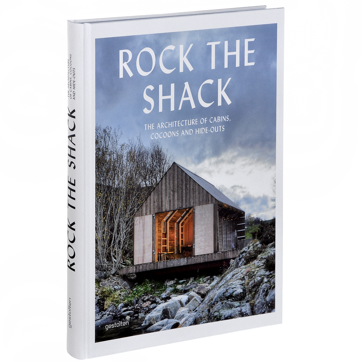 Rock the Shack: The Architecture of Cabins, Cocoons and Hide-Outs the dome of the rock
