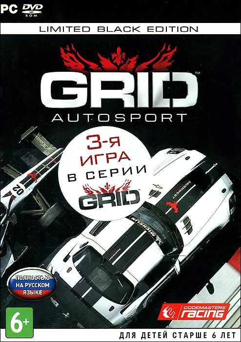 Zakazat.ru Grid Autosport. Русская версия (DVD-BOX)