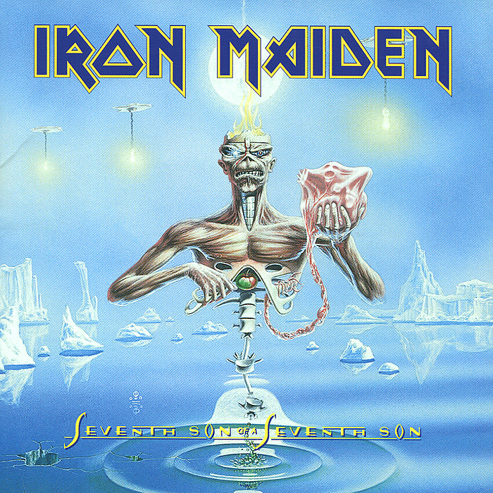 Iron Maiden Iron Maiden. Seventh Son Of Seventh Son обод для велосипеда h son sl42 h son fixed gear