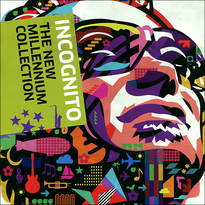 Incognito Incognito. The New Millennium Collection (2 CD) incognito incognito positivity