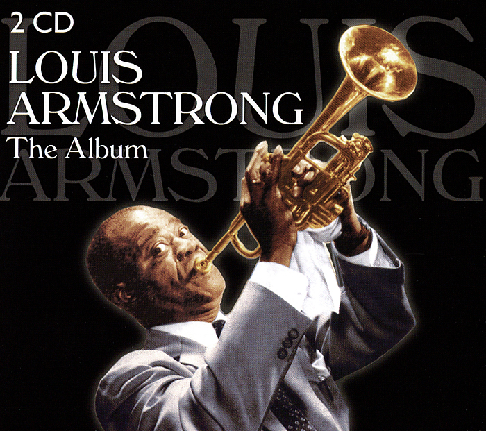 Луи Армстронг Louis Armstrong. The Album (2 CD) луи армстронг оскар питерсон louis armstrong meets oscar peterson