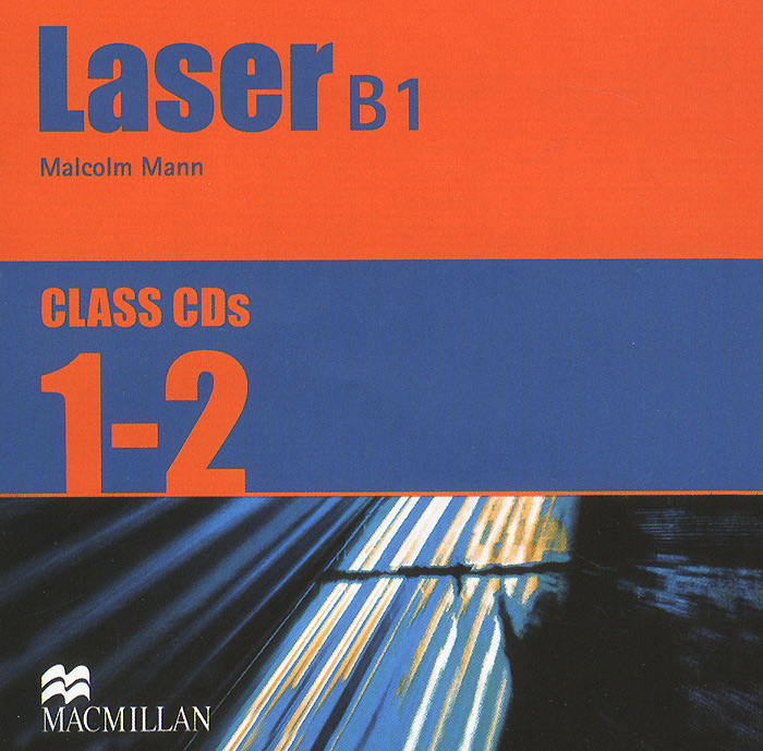 Laser B1: Class CDs (аудиокурс на 2 CD) guzman de alfarache nivel tercero b1 cd