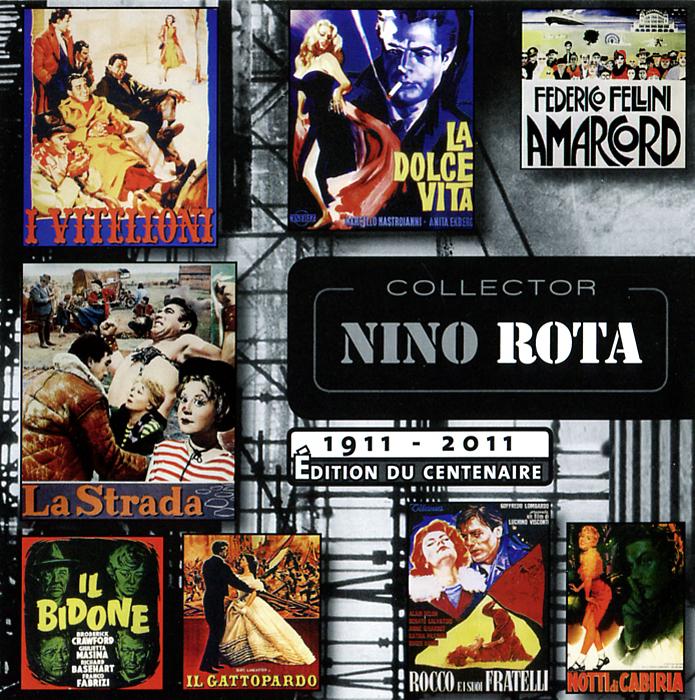 Nino Rota. Collector