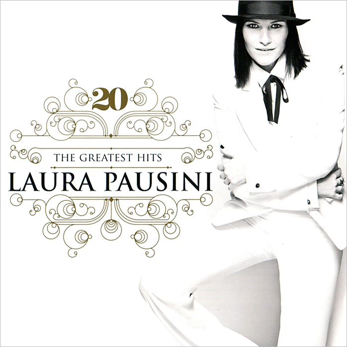 Лаура Паузини Laura Pausini. 20 The Greatest Hits (2 CD) кэрри андервуд carrie underwood greatest hits decade 1 2 cd