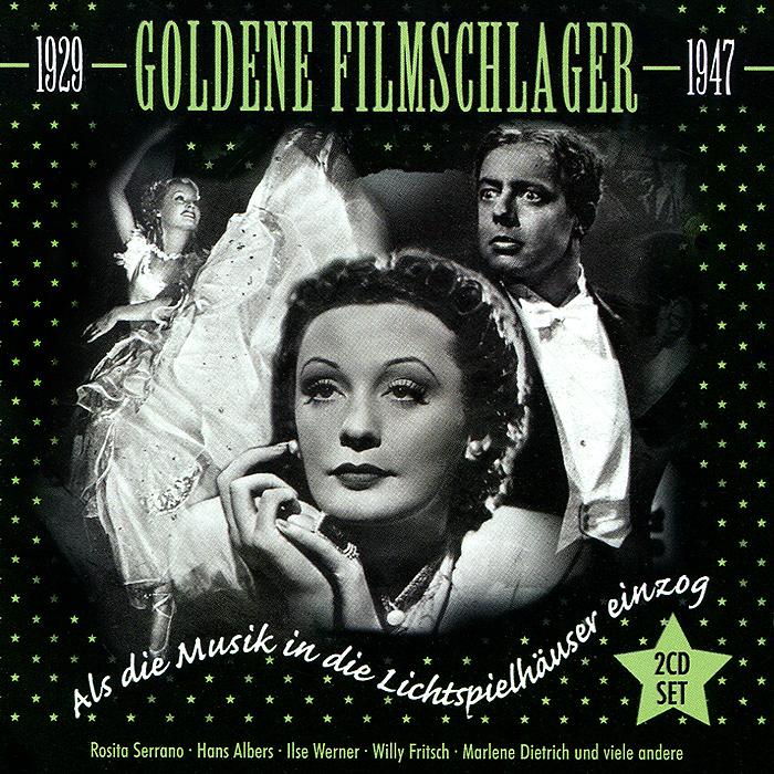 Goldene Filmschlager. 1929-1947 (2 CD)